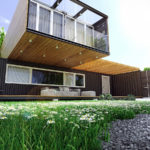 частного дома1 150x150 - Dwelling houses SKANDY HOUSE - production of eco-friendly and inexpensive houses from containers